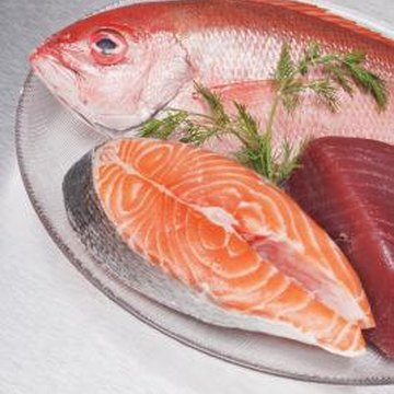 Fatty ocean fish may help guard against harmful effects of omega-6 fats.