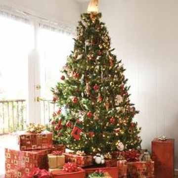 Choosing a tree and decorating it safely and attractively require time and effort.