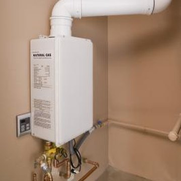 Combustible appliances, solvents and moisture build up in the basement.