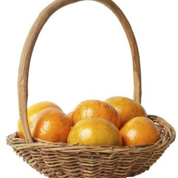 Mandarin oranges are a traditional fruit for Chinese New Year.