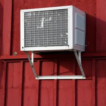 How To Remove A Wall Mounted Air Conditioning Unit Home