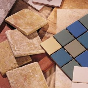 You can lay ceramic tile over ceramic tile if you properly prepare the existing tile.