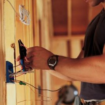 Ask for estimates from several electrical contractors before deciding on one.