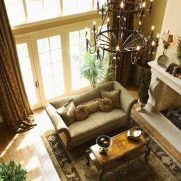 What Curtain Color To Match A Green Sofa Home Guides