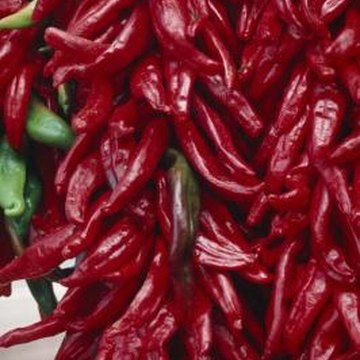 Pick mild chillies to cook your meal.