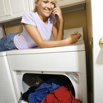 Your clothes take longer to dry when the vent cap is blocked or broken.