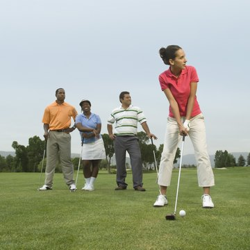 Four player best ball is a tournament golf format in which teammates all play their own ball, choosing the best score on each hole for the team's score.