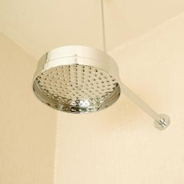 Bathroom ceilings need protection from water and mildew.