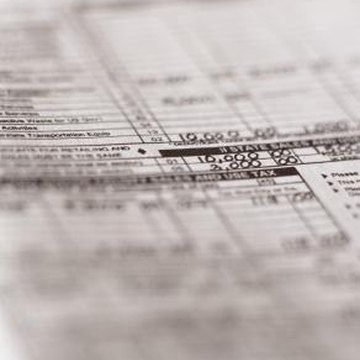 Your foreclosure could affect any tax refunds you're due.