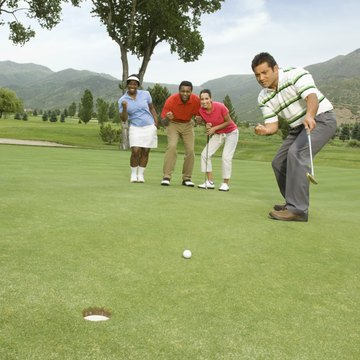 Establishing a handicap allows you to play competitive matches against golfers of all abilities.