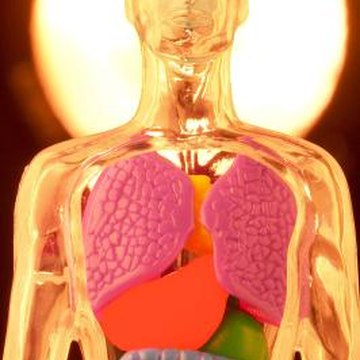 When the lungs can't expel enough carbon dioxide, respiratory acidosis occurs.