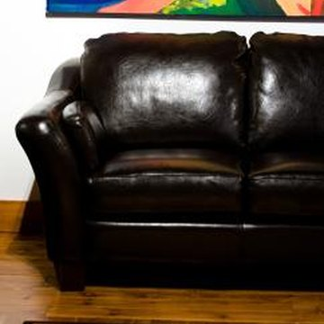 With leather and vinyl repair kits, you can keep your furniture looking good.