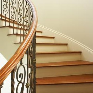 Maintain your stairs to keep them safe.