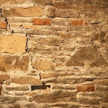 Faux rocks can upgrade the appearance of an ordinary wall.