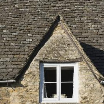 A sagging roofline may indicate a structural problem.