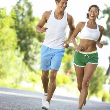 Regular exercise increases your calorie needs.