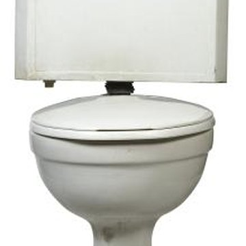 How To Remove Toilet Tank For Painting