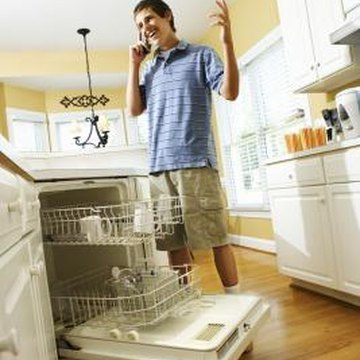 Dishwashers come in a variety of shapes and sizes to suit your kitchen.