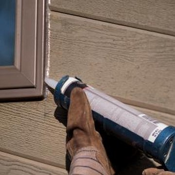 Sealing your home with caulk may prevent box elder bugs from entering.