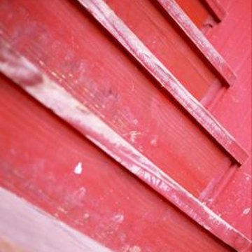 Vinyl not only protects surfaces, but can cover up unsightly old wood.