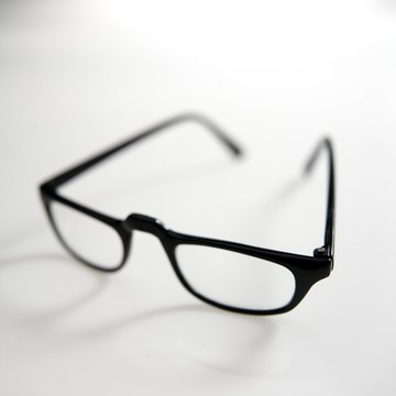 Dark-rimmed glasses have become the symbol of the modern hipster