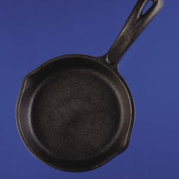 Seasoned, scratch-free iron cookware lasts for decades with proper maintenance.