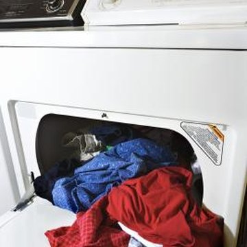Save money by repairing your dryer rather than replacing it.