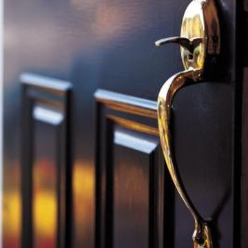 Replace any exterior wood door.