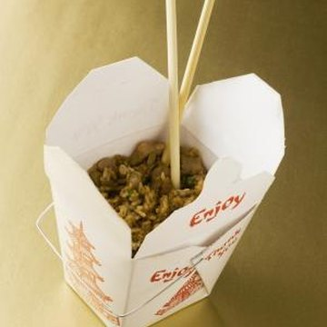 Chinese take-out doesn't have to be a guilt trip; there are lots of healthy dishes to choose from.