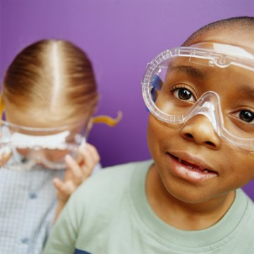 Young children naturally approach the world with scientific curiosity.