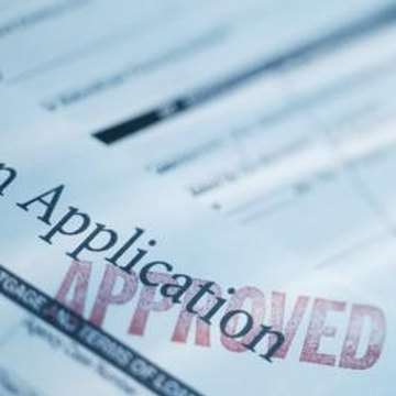 Lenders may require information that supports your loan application.
