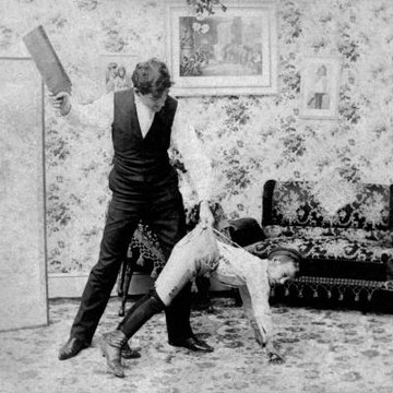 Spanking is an example of pain as a primary punishment.
