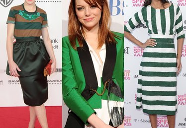 Chic Ways to Wear Green for St. Patty's