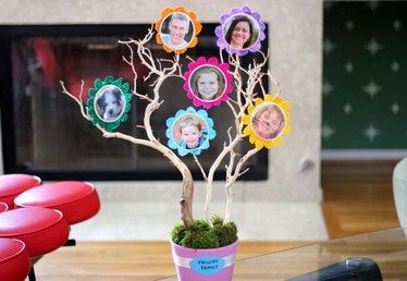 3D DIY Family Tree