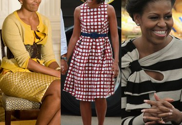 5 Wearable Trends Straight from Michelle Obama's Closet