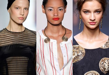 You Can Pull Off These 6 Spring Makeup Trends