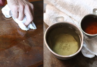 Fix Up Old Furniture and Flea Market Finds Using These Natural Home Remedies