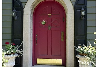 How to Build an Arched Doorway