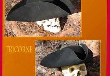 How to Make a Colonial Hat