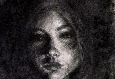 How to Do a Reverse Charcoal Drawing
