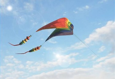 How to Make a Parafoil Kite