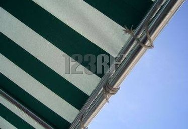 How to Make a Canvas Awning