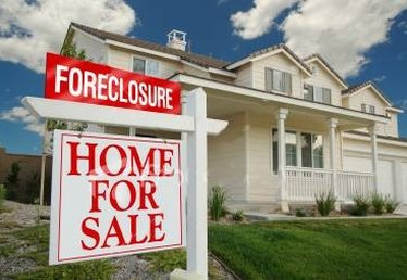 How Does Foreclosure Work in California?