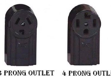 How to Wire a Three-Prong Outlet to a Four-Prong Outlet