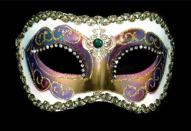 How to Make Venetian Masks