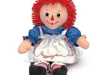 How to Make Raggedy Ann Halloween Costumes