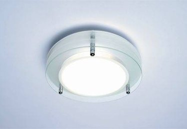 How to Install a Ceiling Light Cover