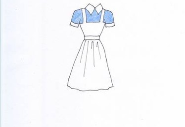 How to Make a Vintage Nurse Costume
