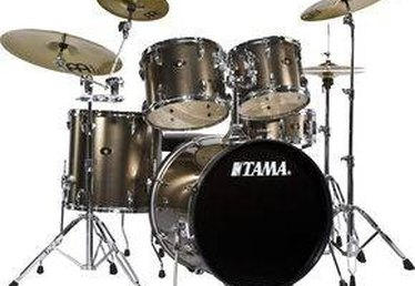 How to Put a Drum Set Together