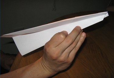 How to Make Paper Airplanes That Fly a Long Way